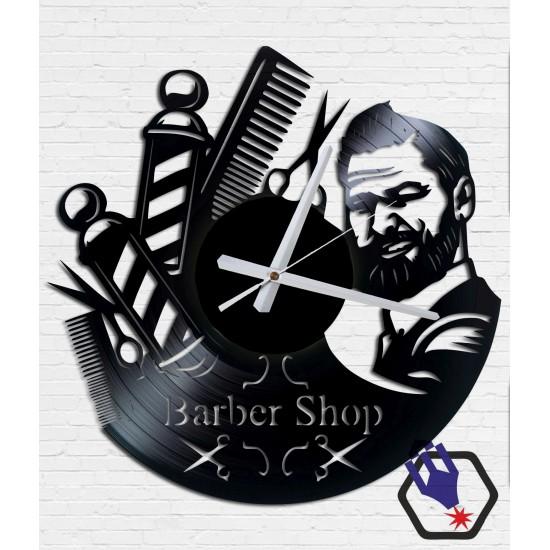 Barber shop #2 - Bakelit falióra