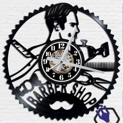 Barber shop #3 - Bakelit falióra