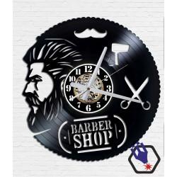 Barber shop #4 - Bakelit falióra