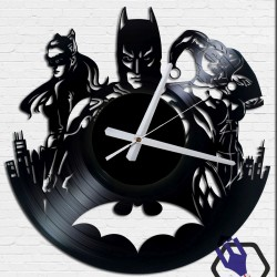 Batman #1 - Bakelit falióra