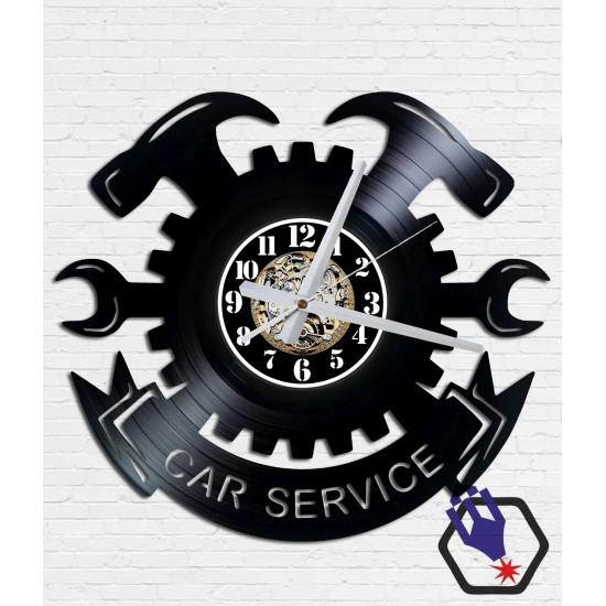 Autószerelő #1 - Bakelit falióra
