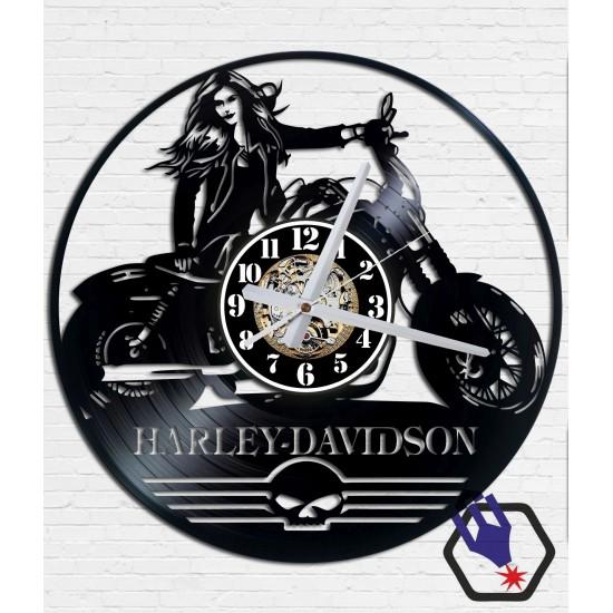 Harley - Bakelit falióra